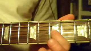 What Kind of Love is This - Streetheart guitar solo lesson