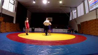 preview picture of video '57Kg LL Djakhar Gamboulatov - Jan Fromm'