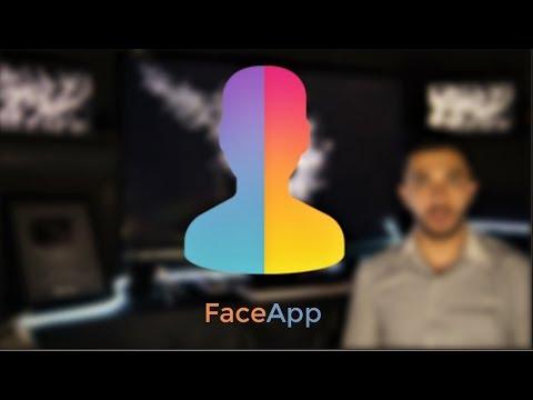 هل تطبيق #FaceApp تطبيق تجسس