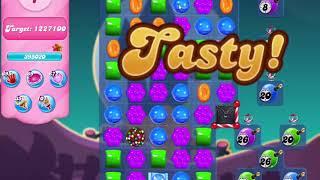 Candy Crush Saga Level 3883 NO BOOSTERS