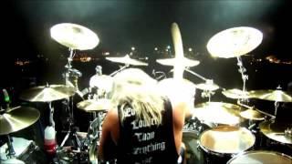 Motörheads Mikkey Dee Drum Solo Wacken 2011