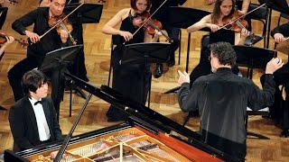 Seong-Jin Cho - Mozart Piano Concerto No. 20 in D minor, K.466 (2011)