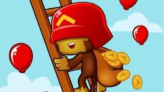 A New Ladder Mode!? Bloons TD Battles (BTD Battles)