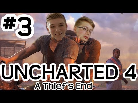 Uncharted IV│#3│The Malaysia Job│+EnK1│CZ│1080p24fps│16:9