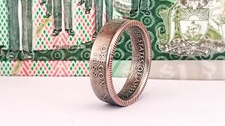 Making a Coin Ring with  Amanda from Mandy and Friends