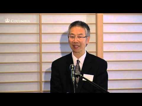 Makino Collection Symposium Opening Remarks by Jim Cheng