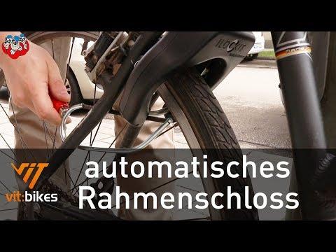 ilockit - smartes Rahmenschloss mit Automatik - vit:bikesTV