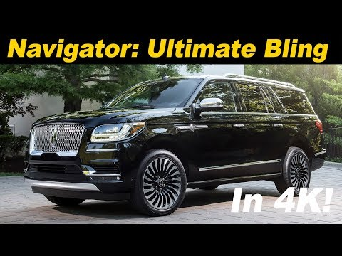 External Review Video y-ez5QTiWOY for Lincoln Navigator & Navigator L (4th gen)