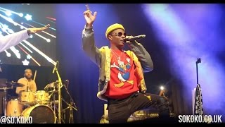 Wizkid & Runtown Perform Lagos to Kampala | Live In London | SO KOKO