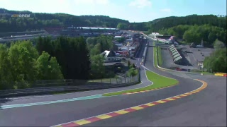 International_gt_Open_rou - International gt Open round 2 Spa race 1