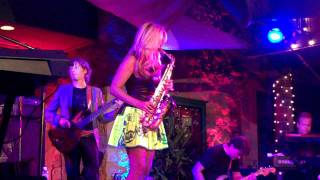 "Candy Dulfer Performs ""Empire State of Mind"" Live At Thornton Winery"