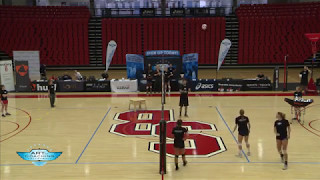 AVCA Video Tip Of The Week: Setting Drill For Non-Setters