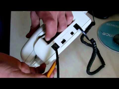 Collegare cavo telefonico ad un apparecchio analogico