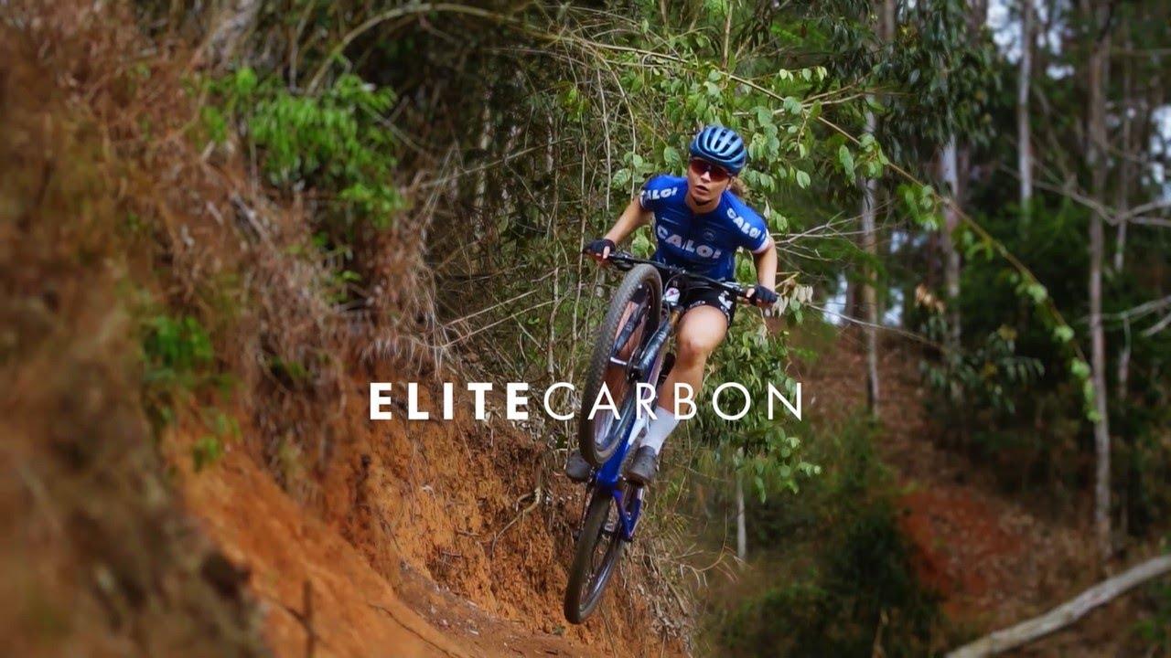 Caloi Elite Carbon: desenvolvimento do quadro