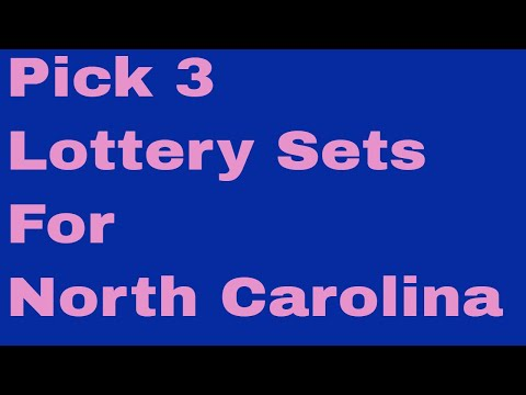 Download North Carolina Lottery Pick 3 Workout The Hits Are There