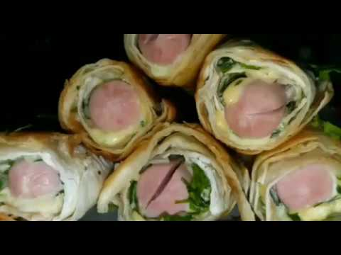 Быстрая идея для #завтрака или #пикника.