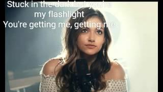 Flashlight Bethany Mota LYRICS