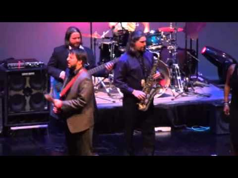 The People Brothers Band - Looky Here Mister (Live from the 2012 MAMA Awards)