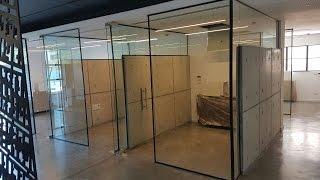 חיפוי רצפת משרדים