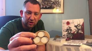 Product Review - Test of Honour Unboxing