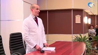 Исполняющим обязанности главного врача областной больницы назначен Илья Кяльвияйнен