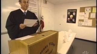 San Diego Homeless Court Program on NBC Nightly News, March 15, 2006