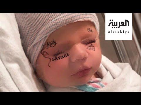 العرب اليوم - شاهد: بعد المعادلة الرياضية على ماذا استقر اسم مولود إيلون ماسك؟