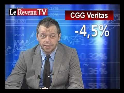Point Bourse du 01/03 - CAC40 Dow Jones - Le RevenuTV