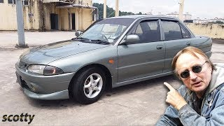 What Cars are Like in Singapore, Proton Wira
