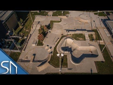 Session Atlas - Ontario - Hamilton Skate Park