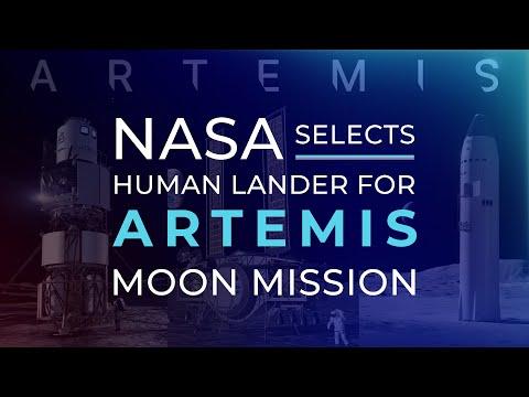 La NASA choisit le Starship de SpaceX pour déposer les astronautes sur la Lune