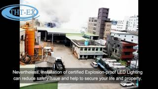 【Video】Chemical Plant Explosion