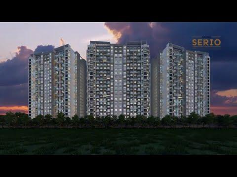 3D Tour of Goel Ganga Ganga Serio G Building