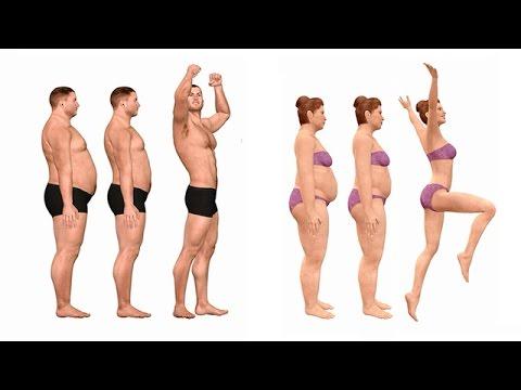 Los ejercicios para el adelgazamiento de la espalda yutub