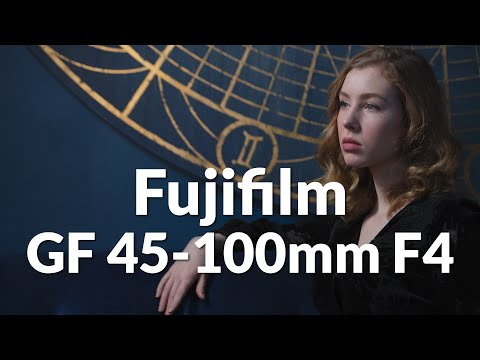 External Review Video y-vbrNdUWuk for Fujifilm FUJINON GF45-100mmF4 R LM OIS WR Lens