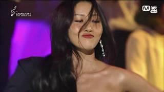 마마무 (MAMAMOO) | 화사 (Hwasa) - 200108 멍청이 (Twit) [제9회 가온차트 뮤직어워즈 (Gaon Chart Music Awards)]