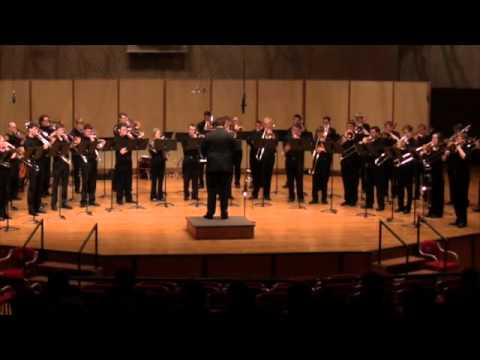 Luther College Trombone Choir 2013