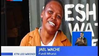 Fundi mhunzi Jael Wache |Mwanamke Ngangari