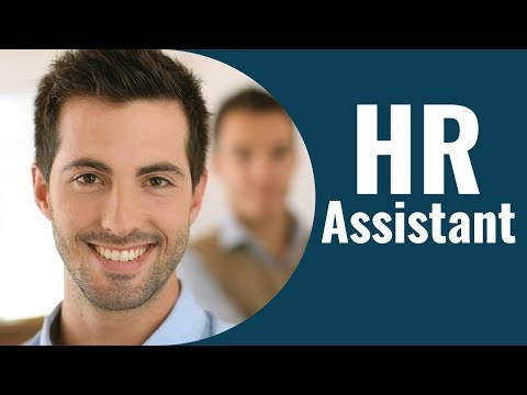 HR Assistant - Video Training Course | John Academy