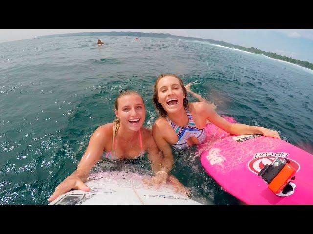 "GoPro: HERO5 - Bali Surf ""Minds Travel"""