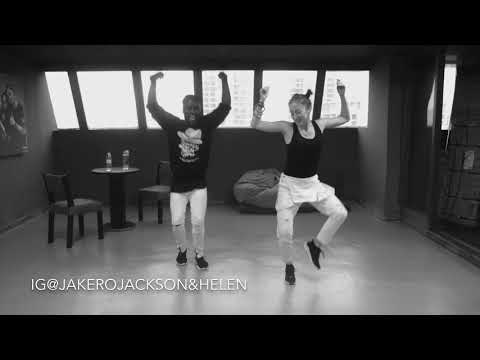 CHEMISTRY BY FALZ FT SIMI OFFICIAL DANCE CHOREOGRAPHY JAKERO JACKSON AND HELEN