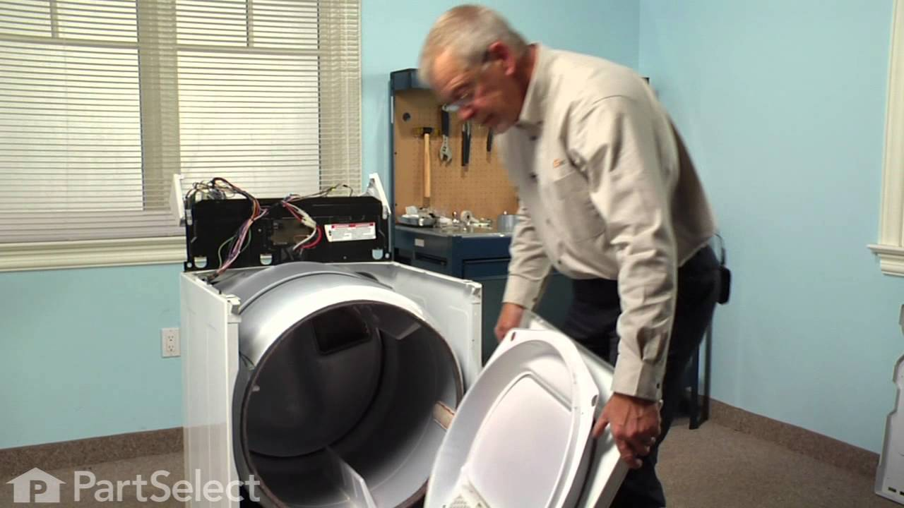 Replacing your Whirlpool Dryer Idler Pulley