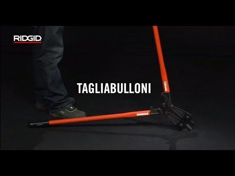 RIDGID Tagliabulloni