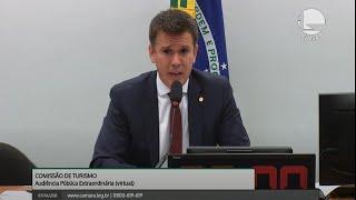 Impactos no turismo no arquipélago Fernando de Noronha. - 07/06/2021 17:00