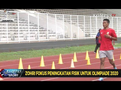 Zohri Fokus Peningkatan Fisik Untuk Olimpiade 2020