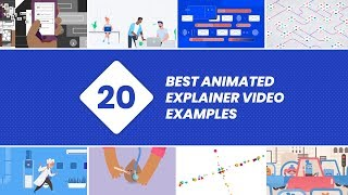 20 Best Animated Explainer Video Examples in 2018 - 2019   Studiotale