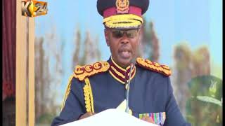 Pres. Kenyatta presides over graduation of 3,969 new police officers