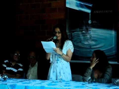 Discurso de Adriana Igrejas no lançamento de A fórmula da vida