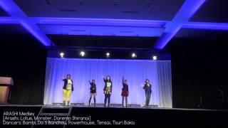 PIDS 2015 - ARASHI Medley [Arashi, Lotus, Monster, Daremo Shiranai]