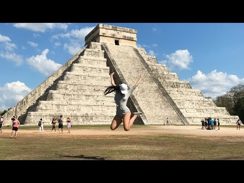 Mexico Changed My Life | Exploring The Mayan Ruins of Chichen Itza | Spring Break Travel Vlog 2017